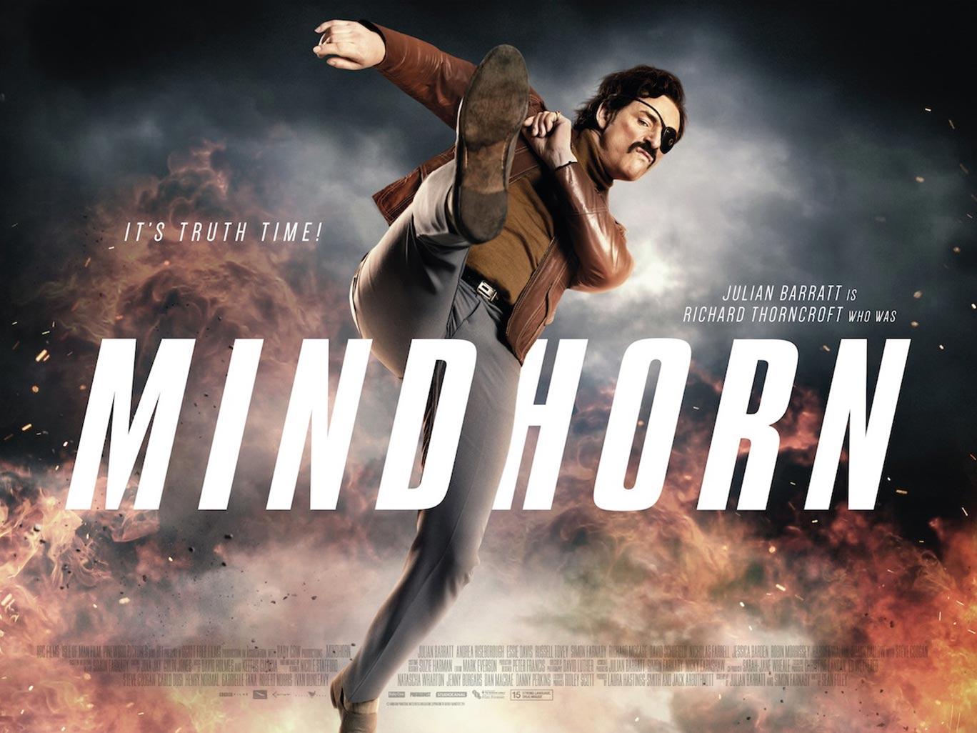 Mindhorn Poster #1