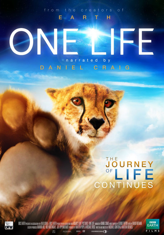 One Life Poster #1