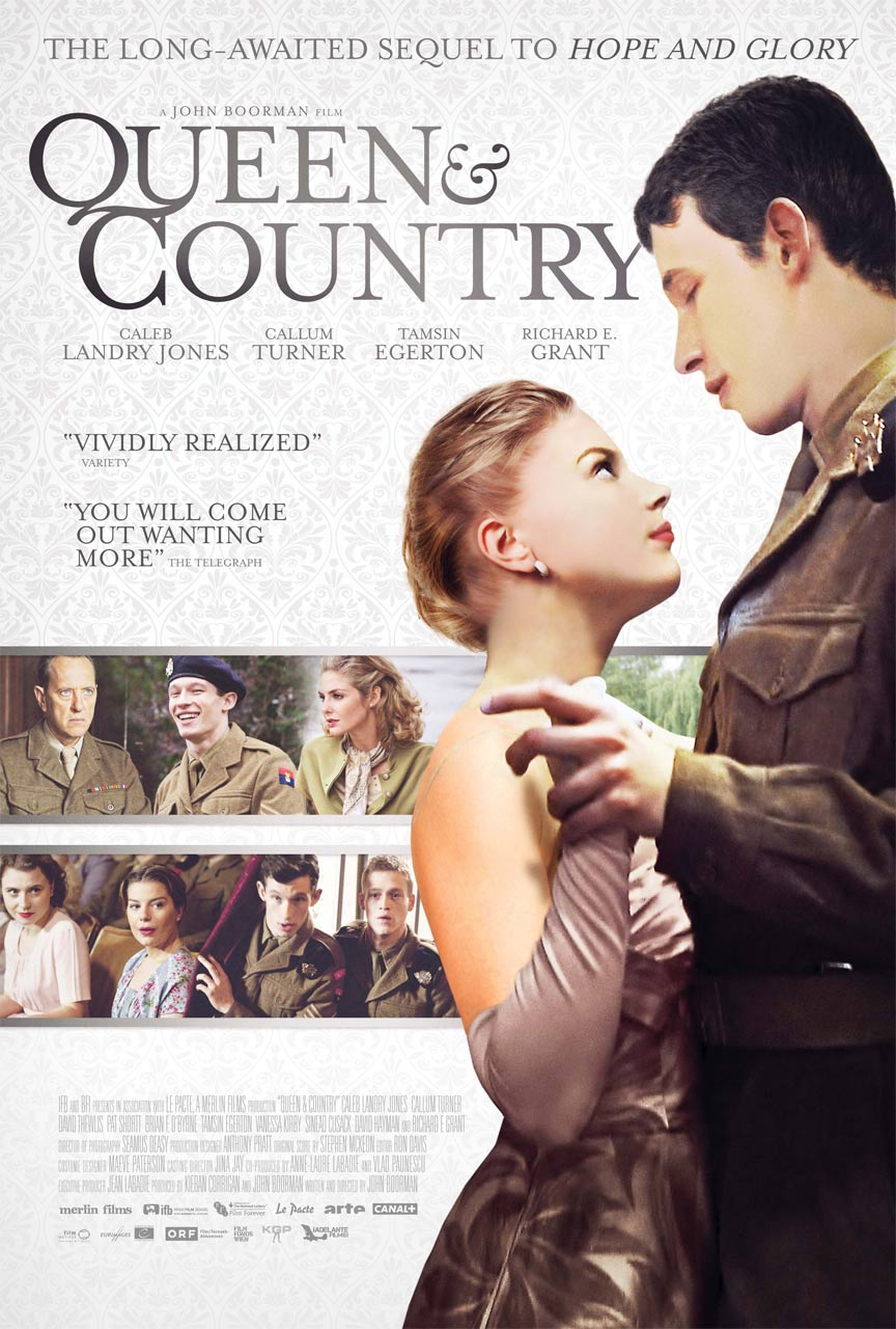 Queen and Country Poster #1