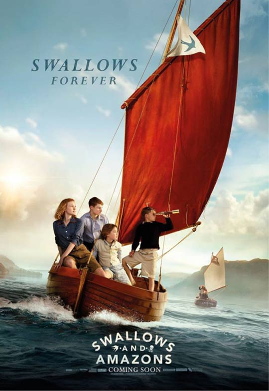 Swallows and Amazons Poster #3