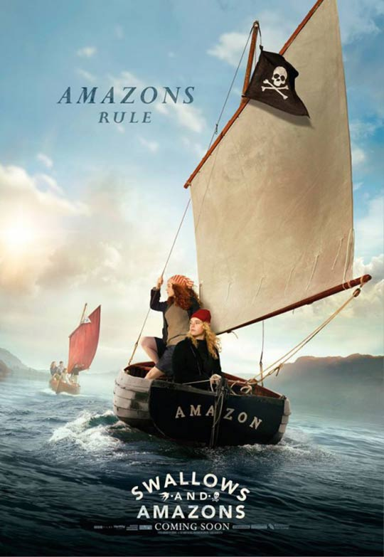 Swallows and Amazons Poster #4