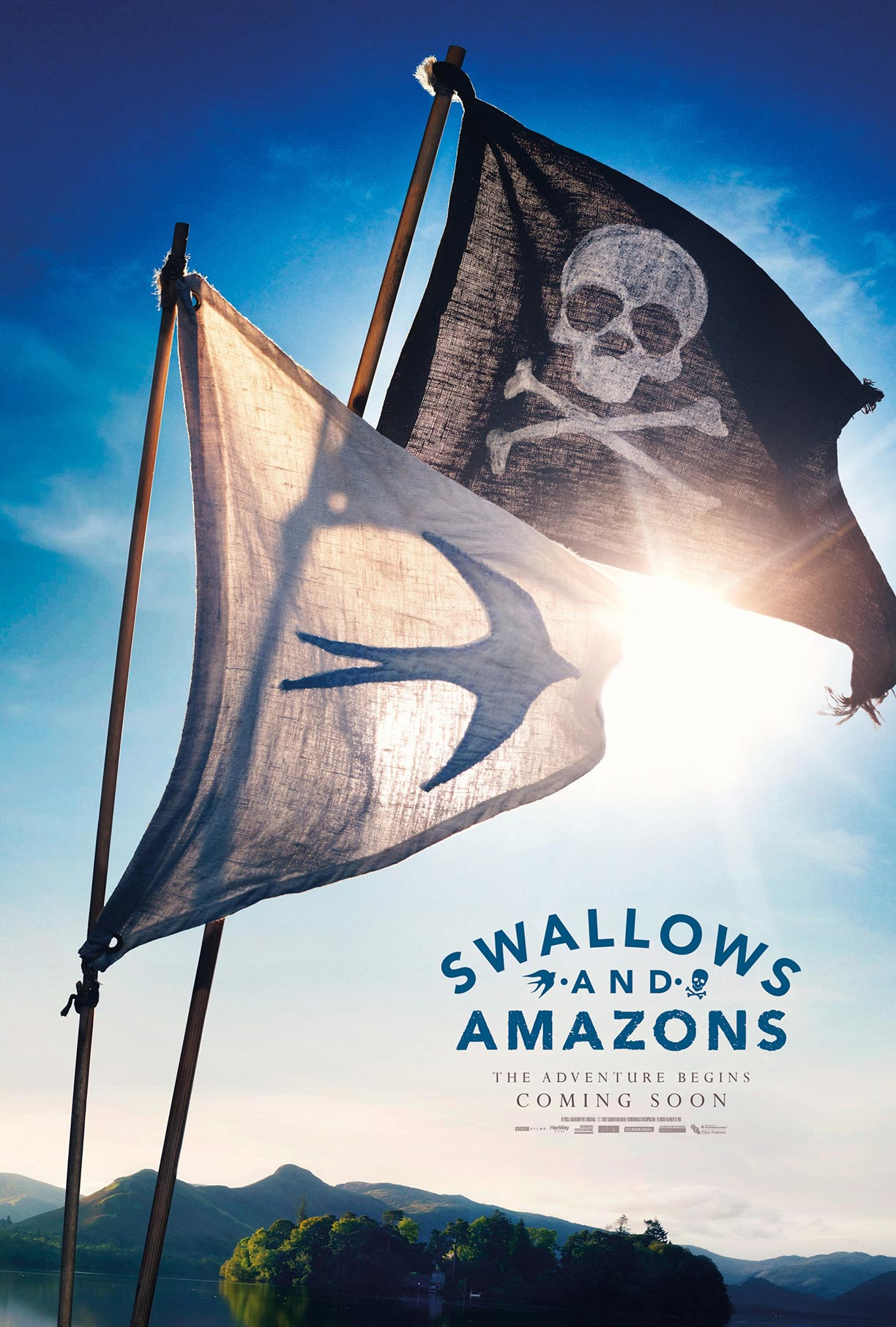 Swallows and Amazons Poster #1