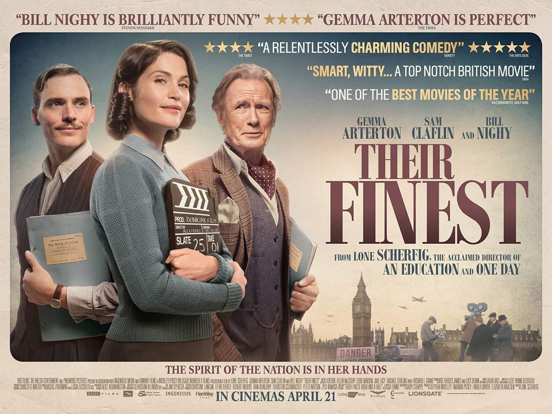 Their Finest Poster #1