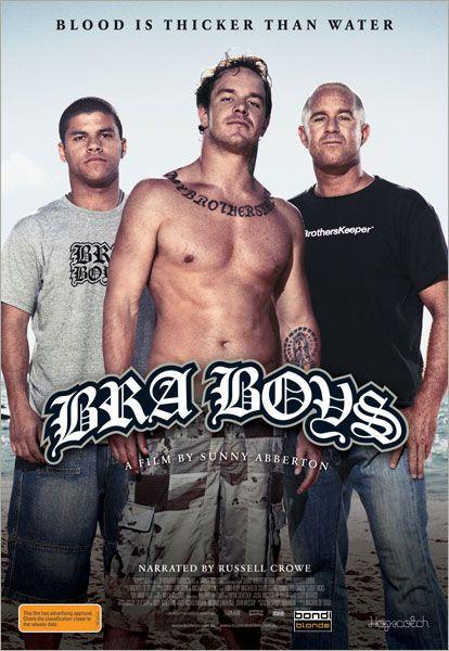 Bra Boys Poster #1