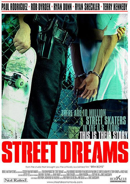 Street Dreams Poster #1