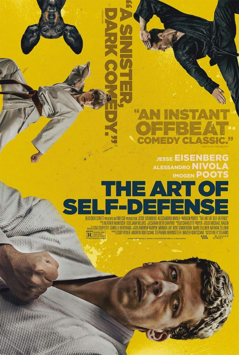 The Art of Self-Defense Poster #1