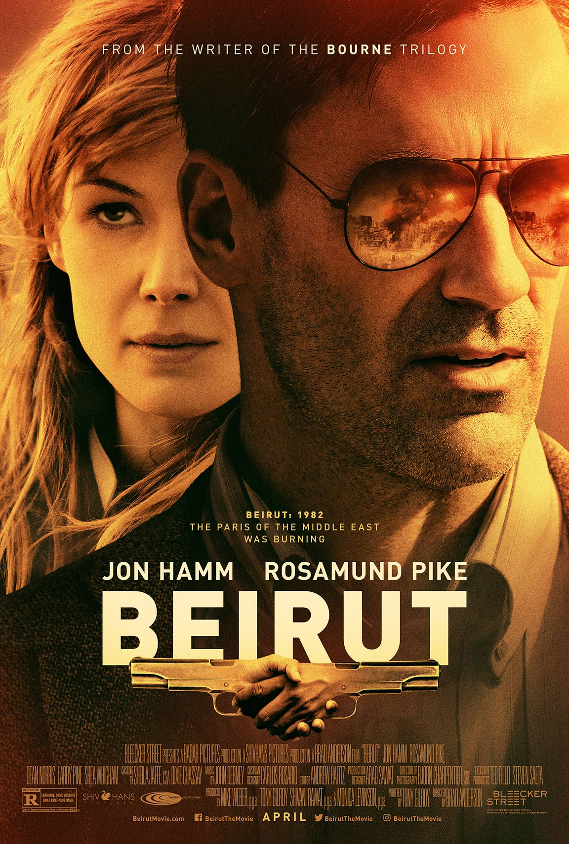 Beirut Poster #1