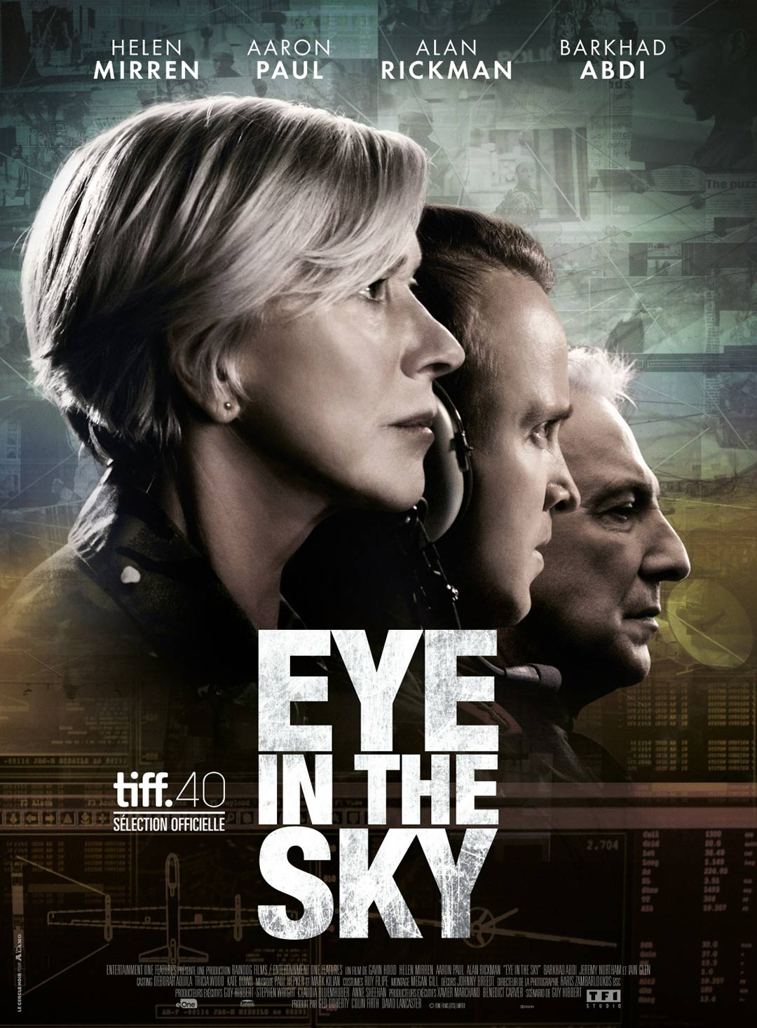 Eye in the Sky Poster #3