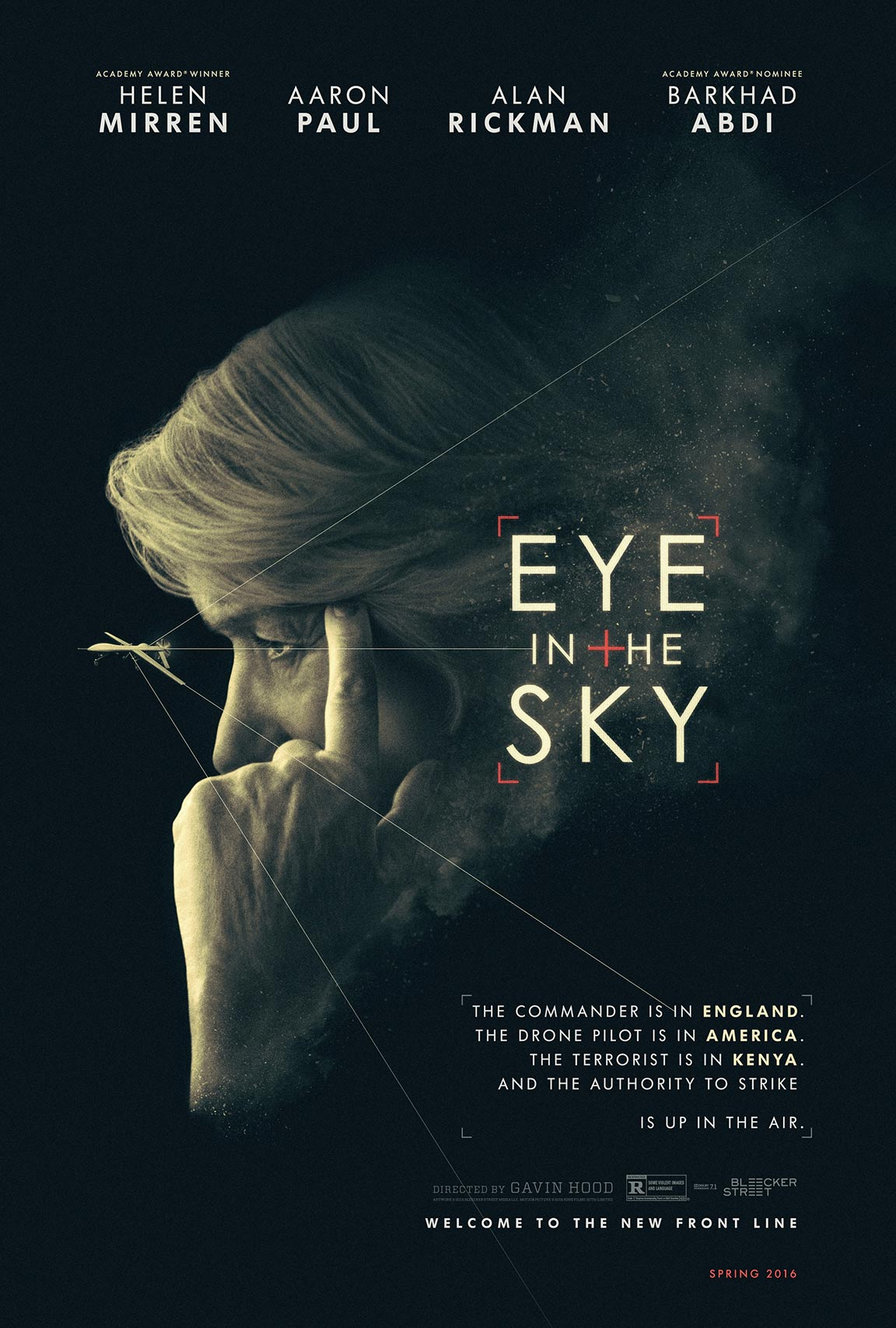 Eye in the Sky Poster #1