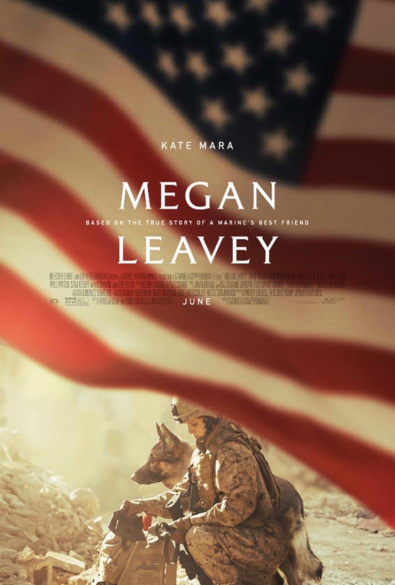 Megan Leavey Poster #1