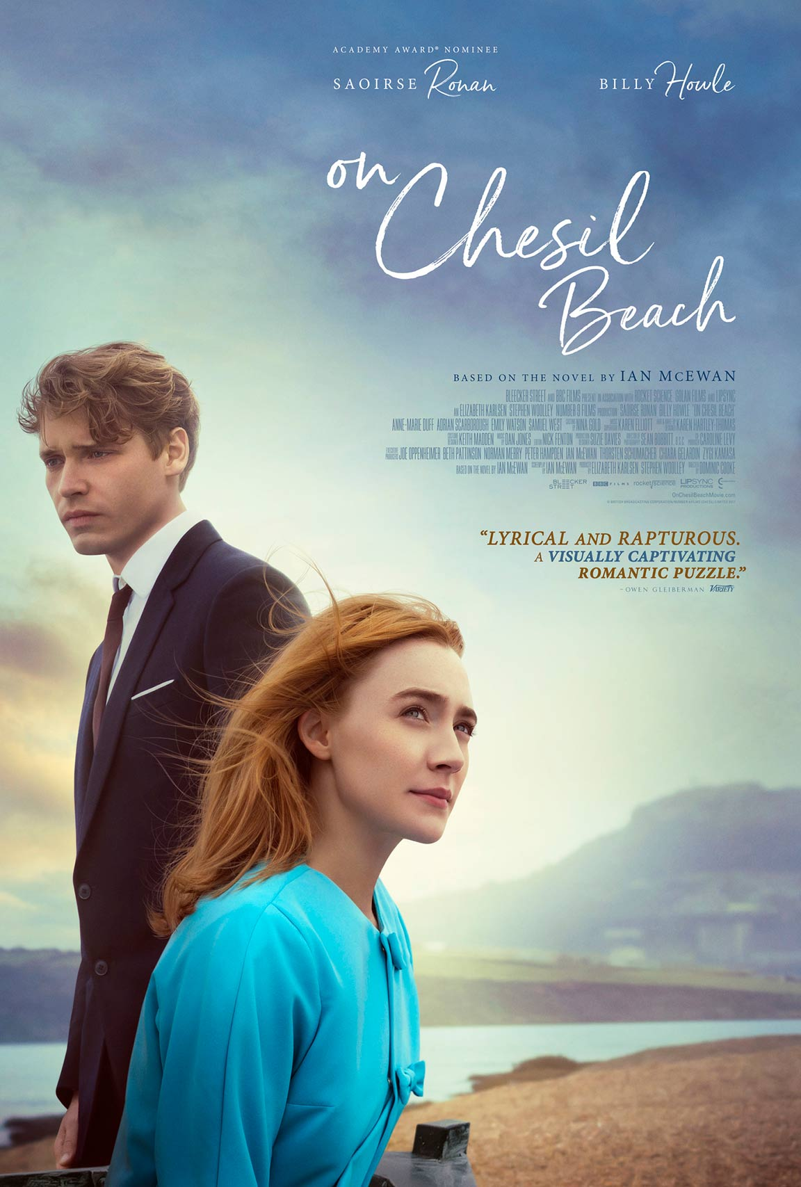On Chesil Beach Poster #1