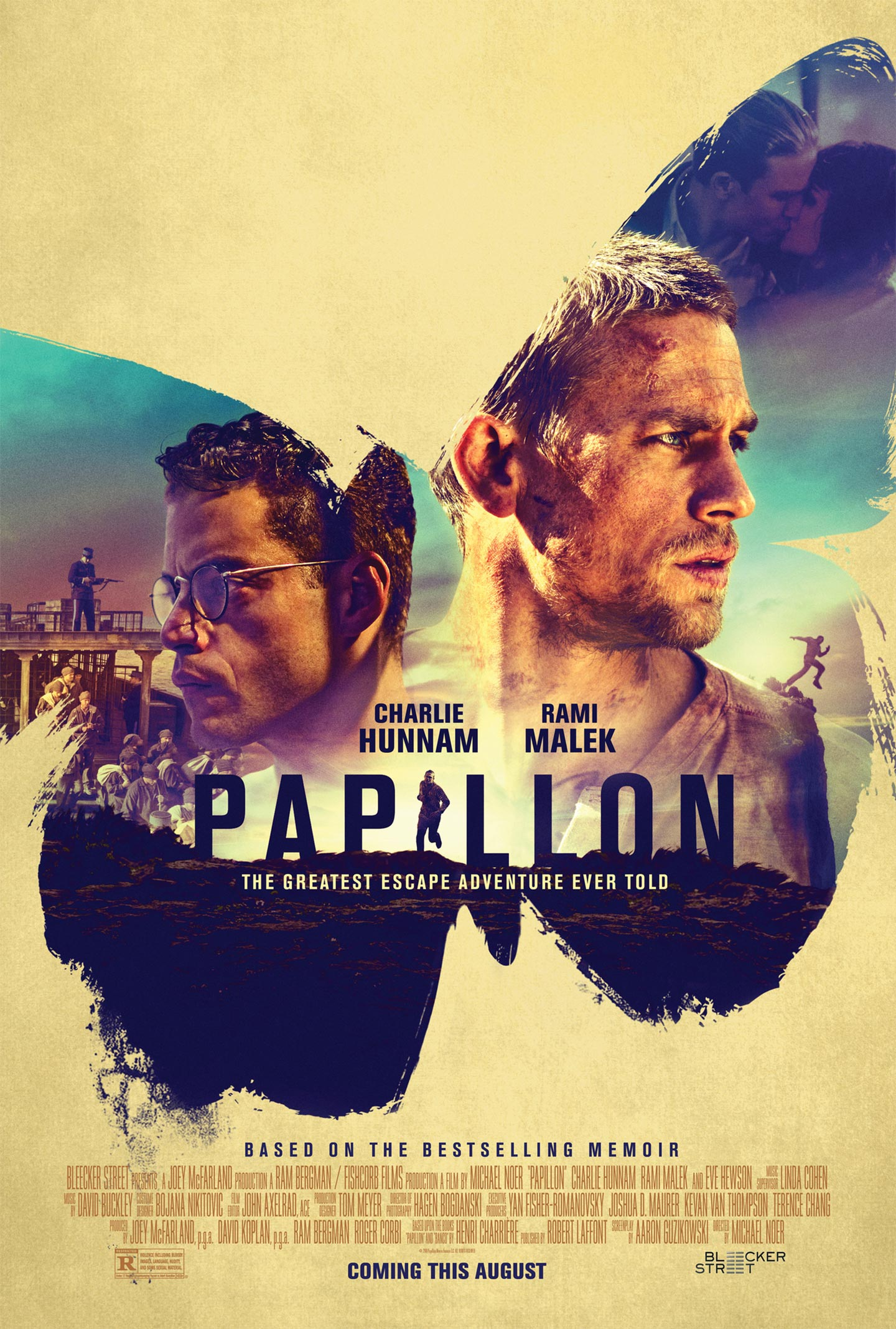 Papillon Poster #1