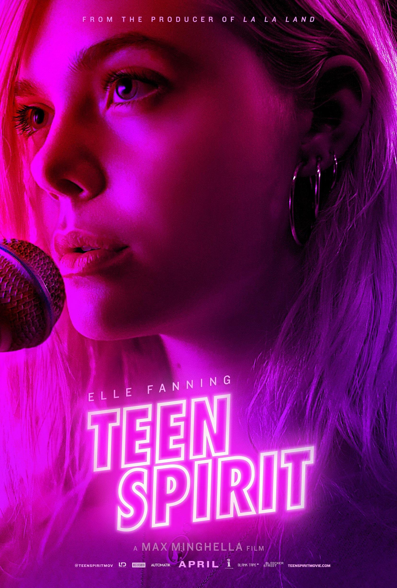 Teen Spirit Poster #1