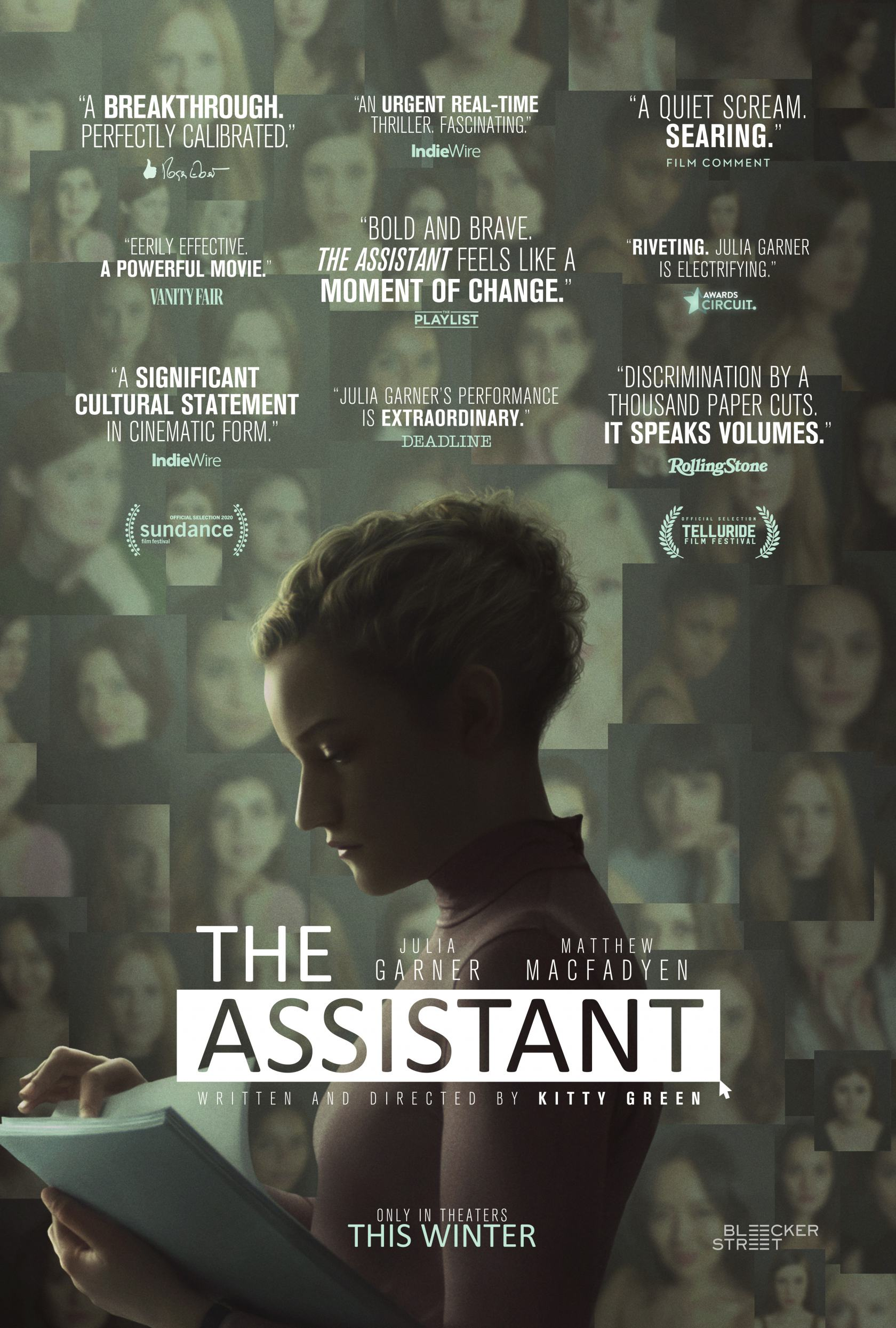 The Assistant Poster #1