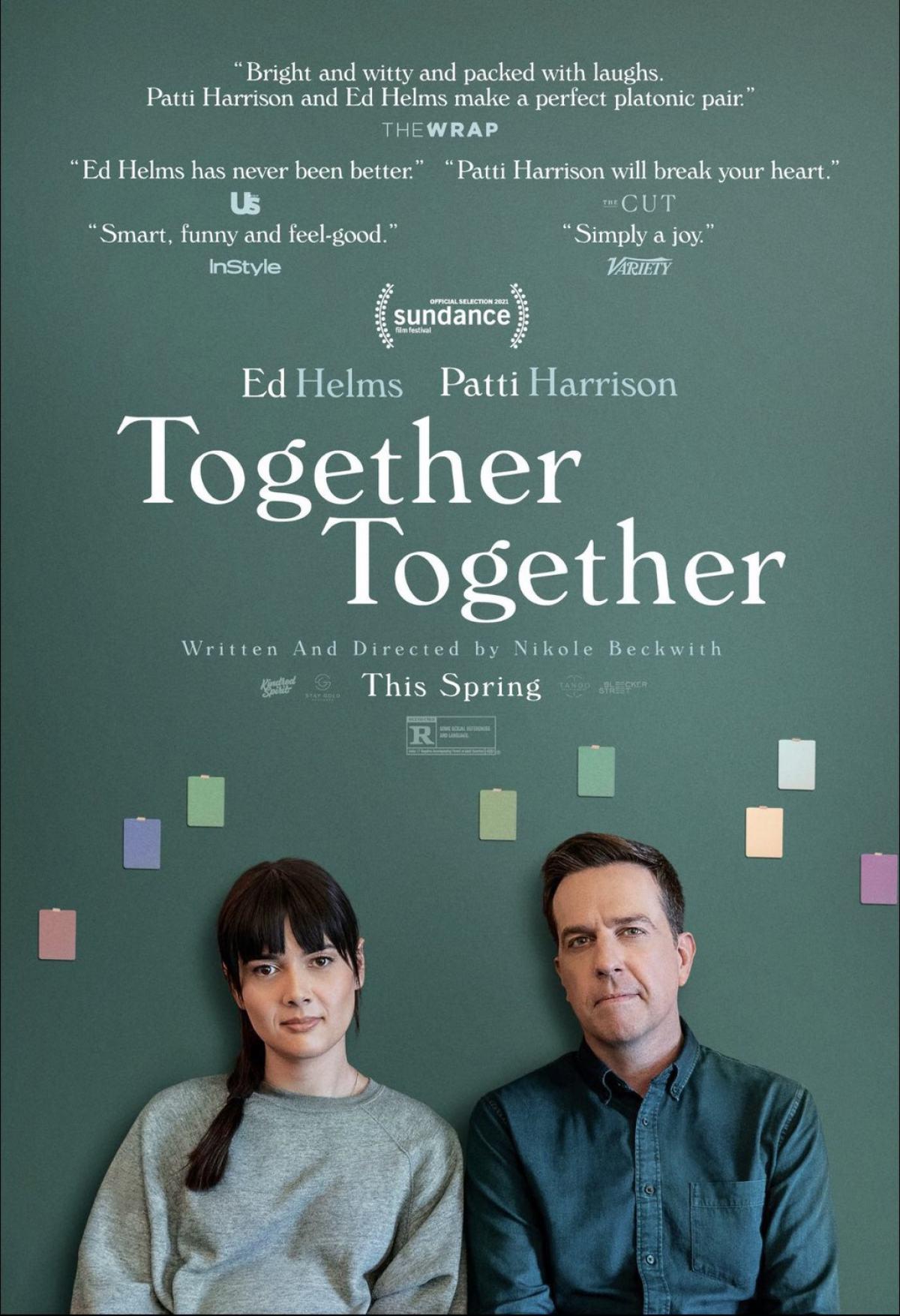 Together Together Poster #1
