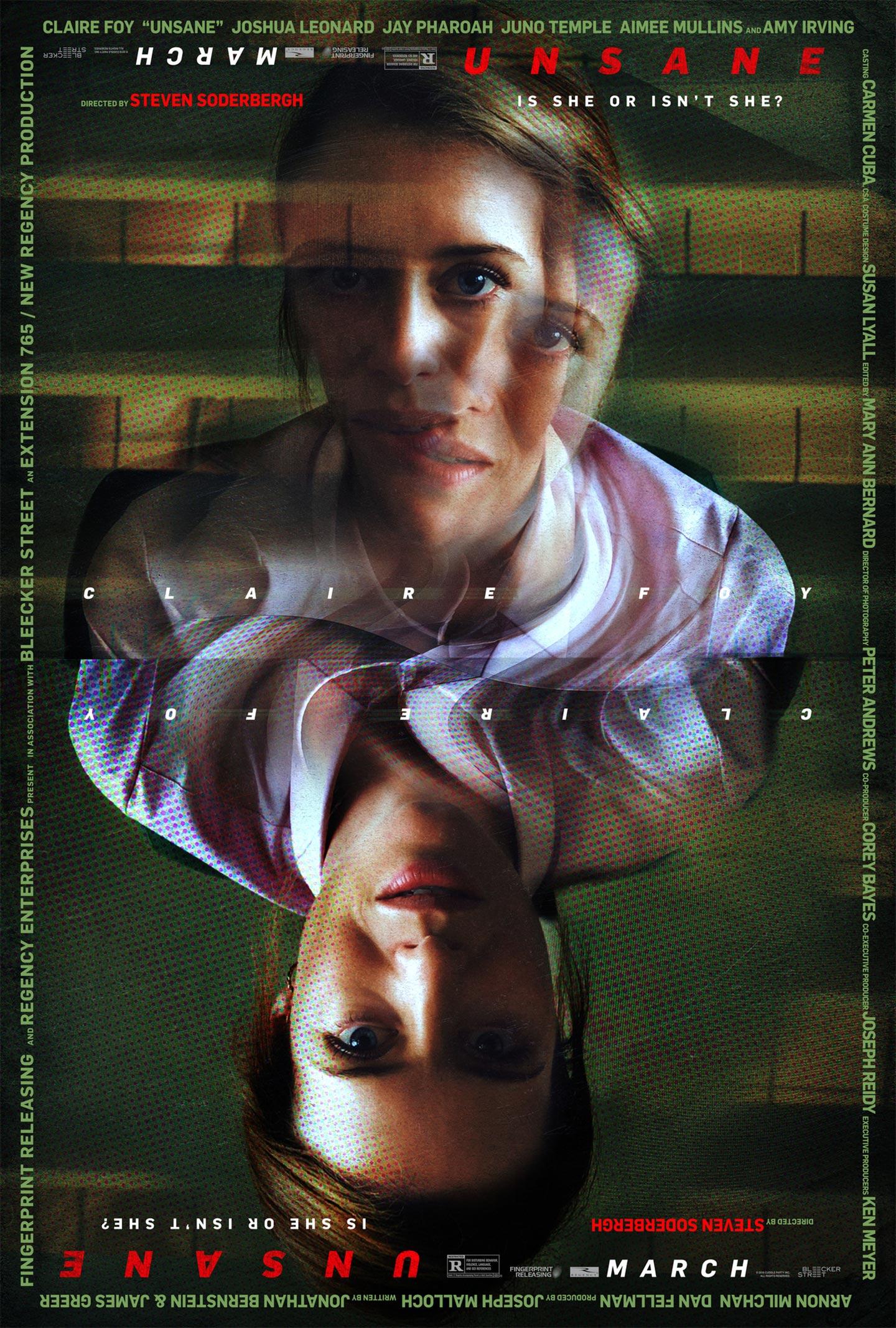 Unsane Poster #1
