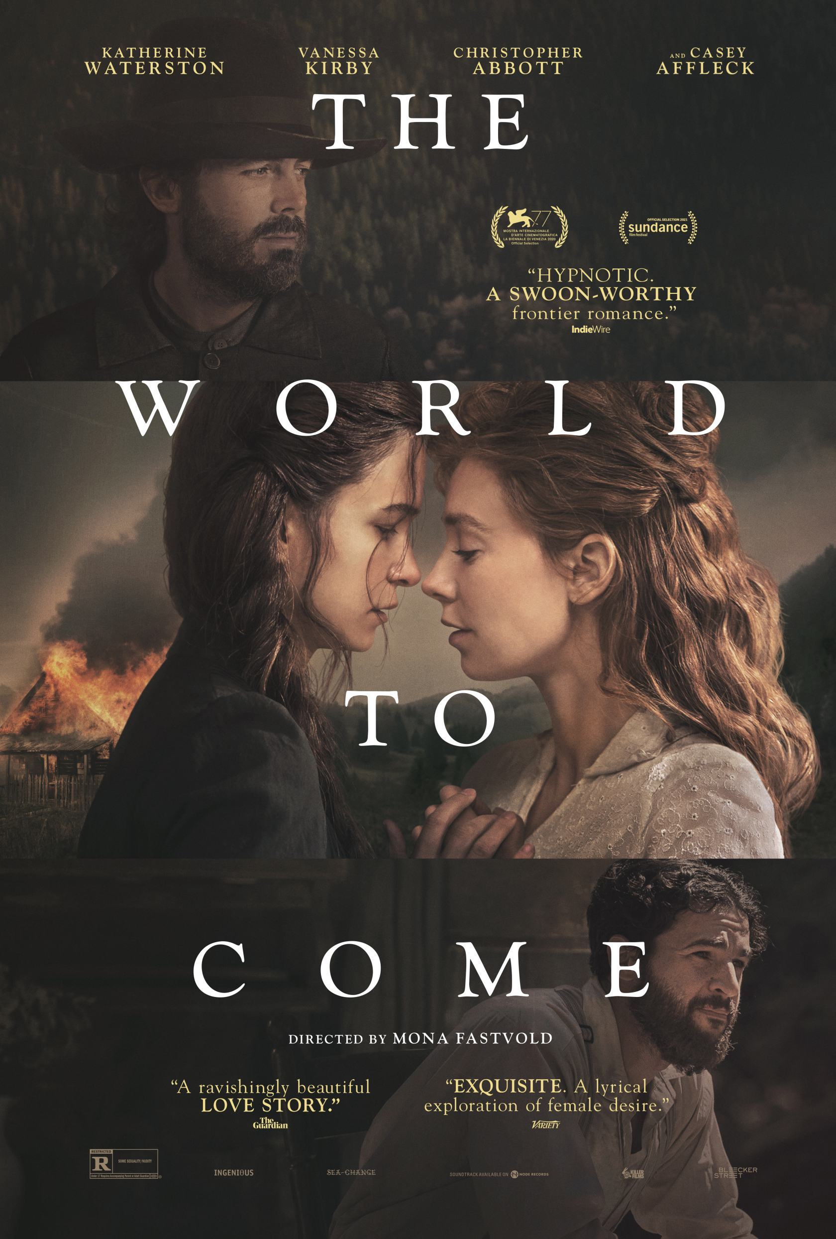 The World to Come Poster #1