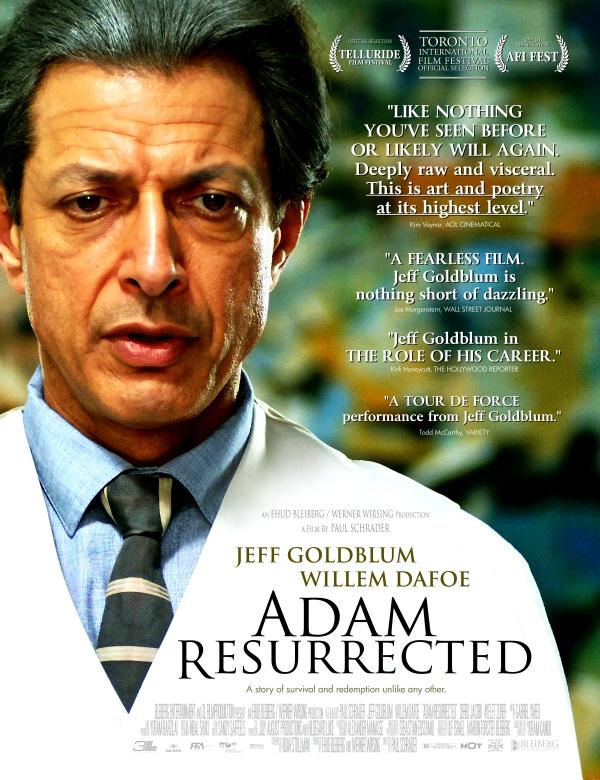 Adam Resurrected Poster #1