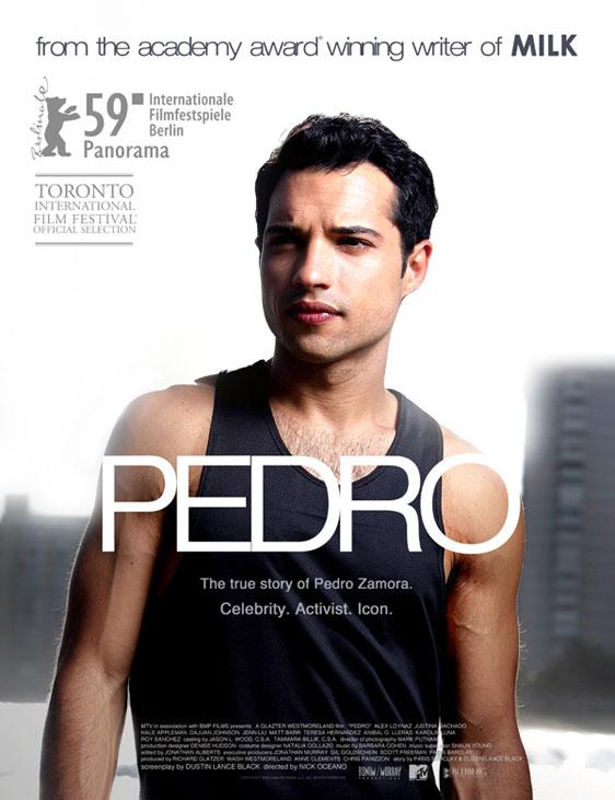 Pedro Poster #1