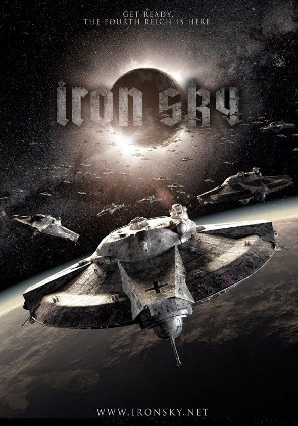 Iron Sky Poster #2