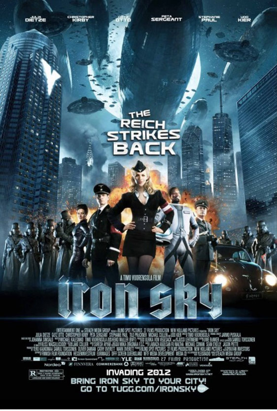 Iron Sky Poster #3