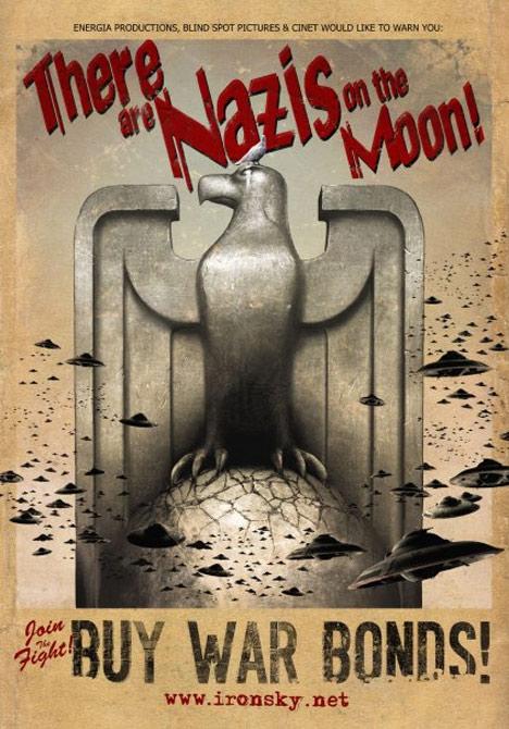 Iron Sky Poster #1