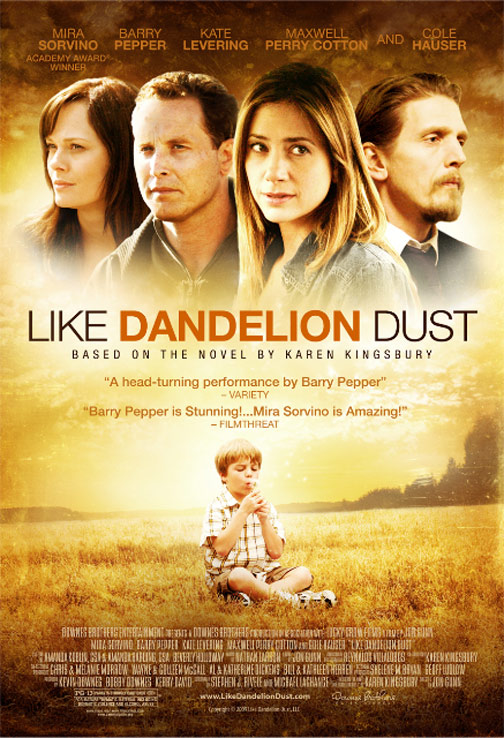Like Dandelion Dust Poster #2