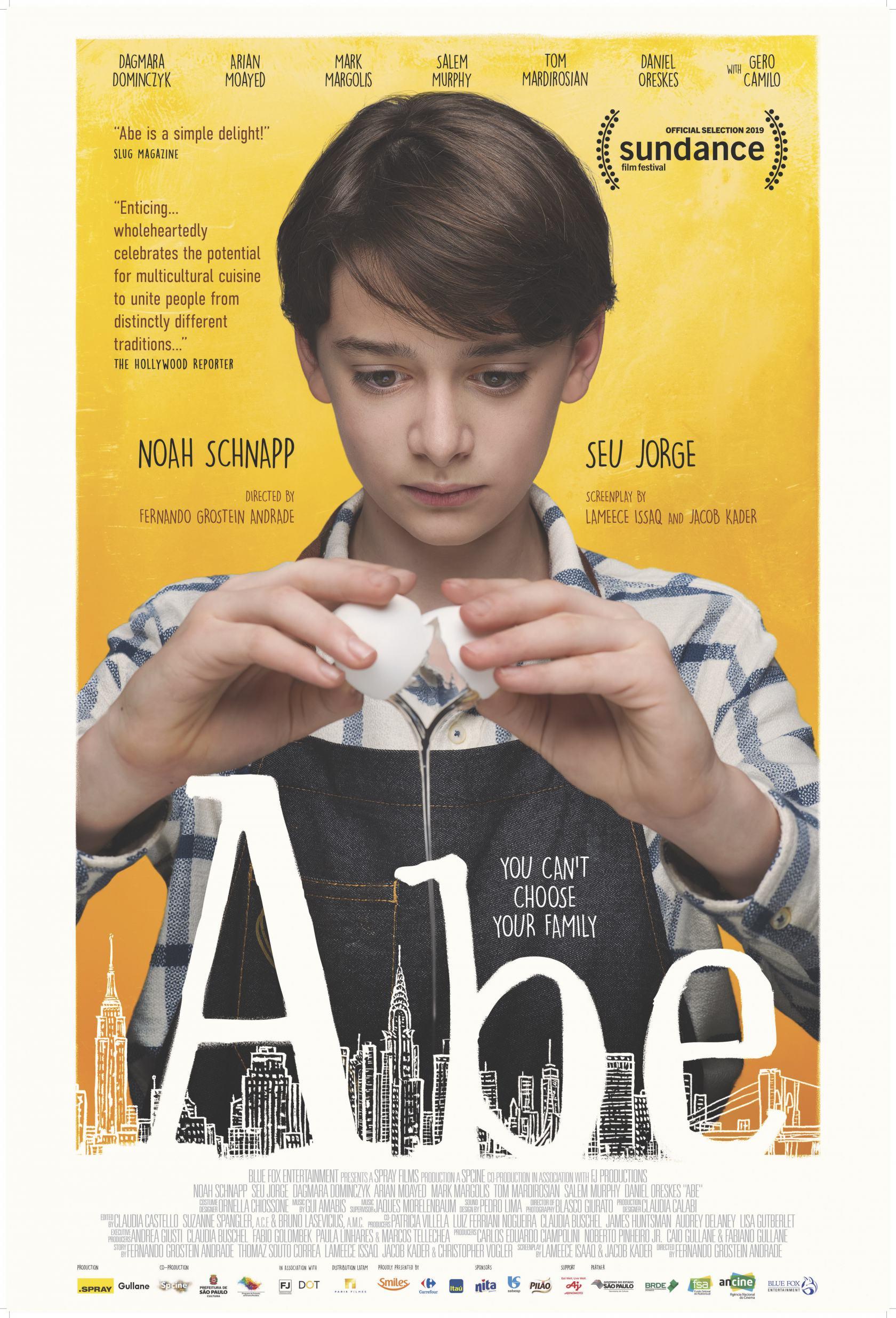 Abe Poster #1