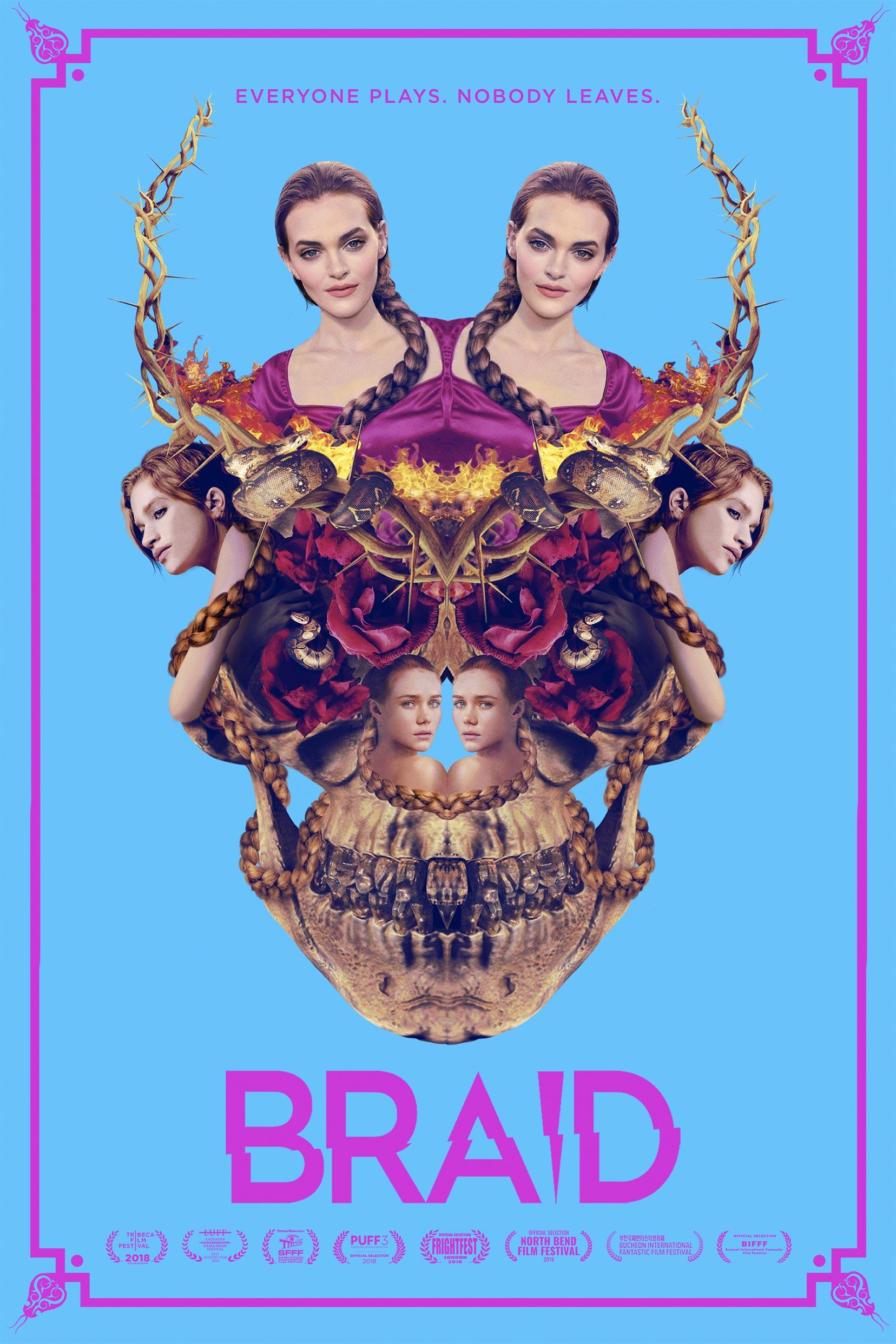 Braid Poster #1
