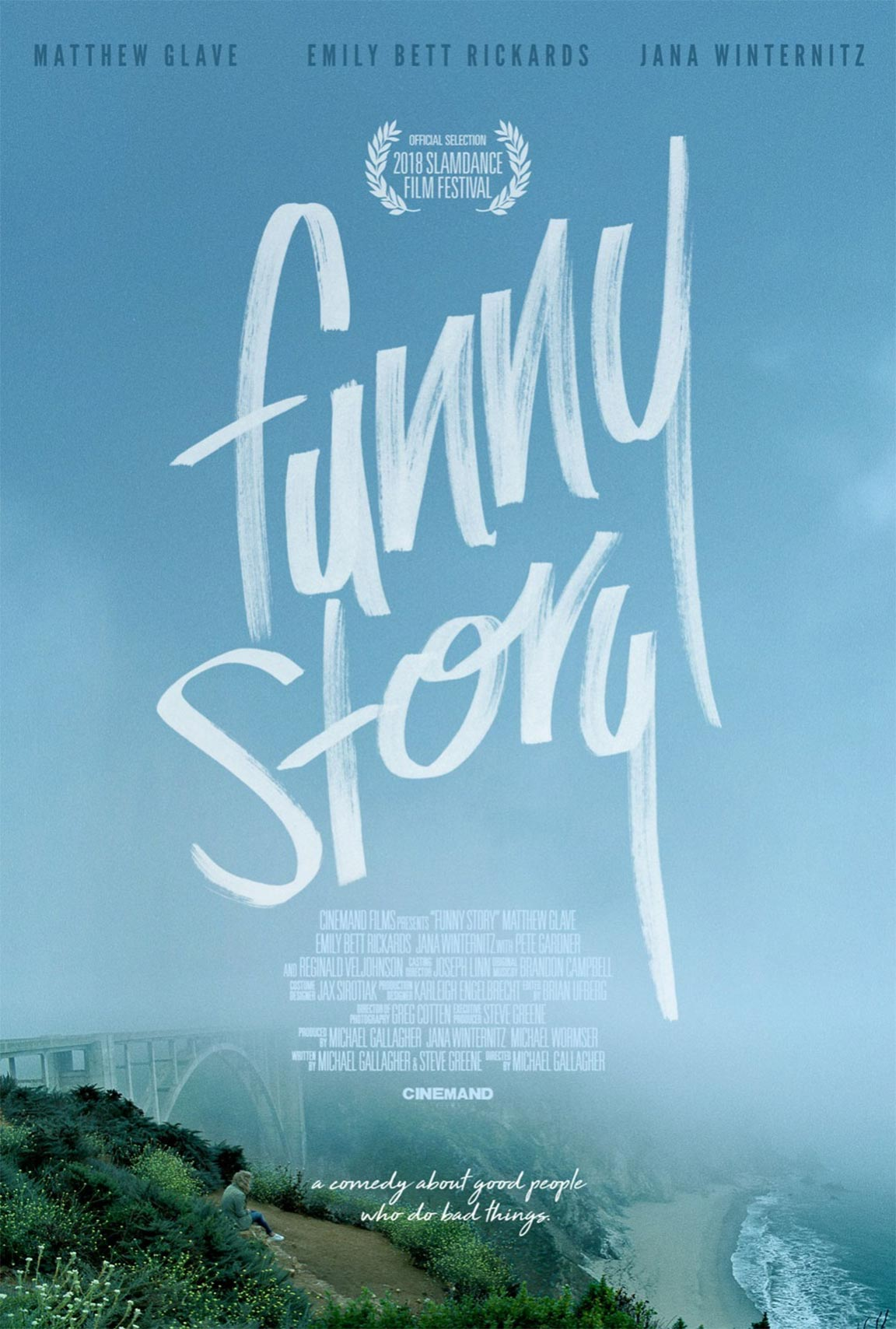 Funny Story Poster #1