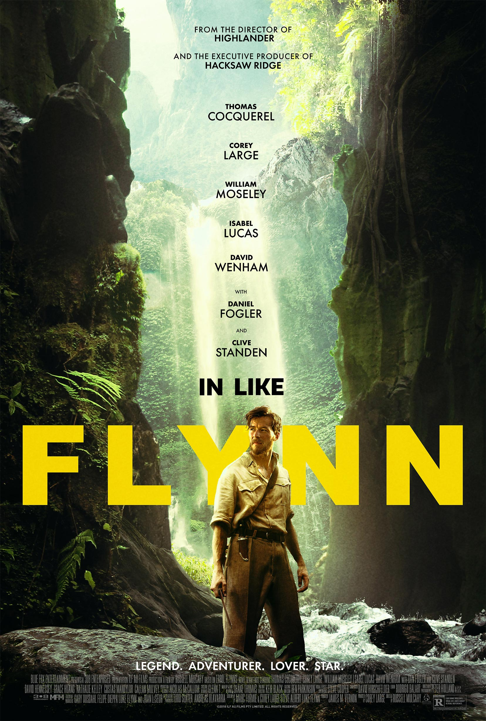 In Like Flynn Poster #1