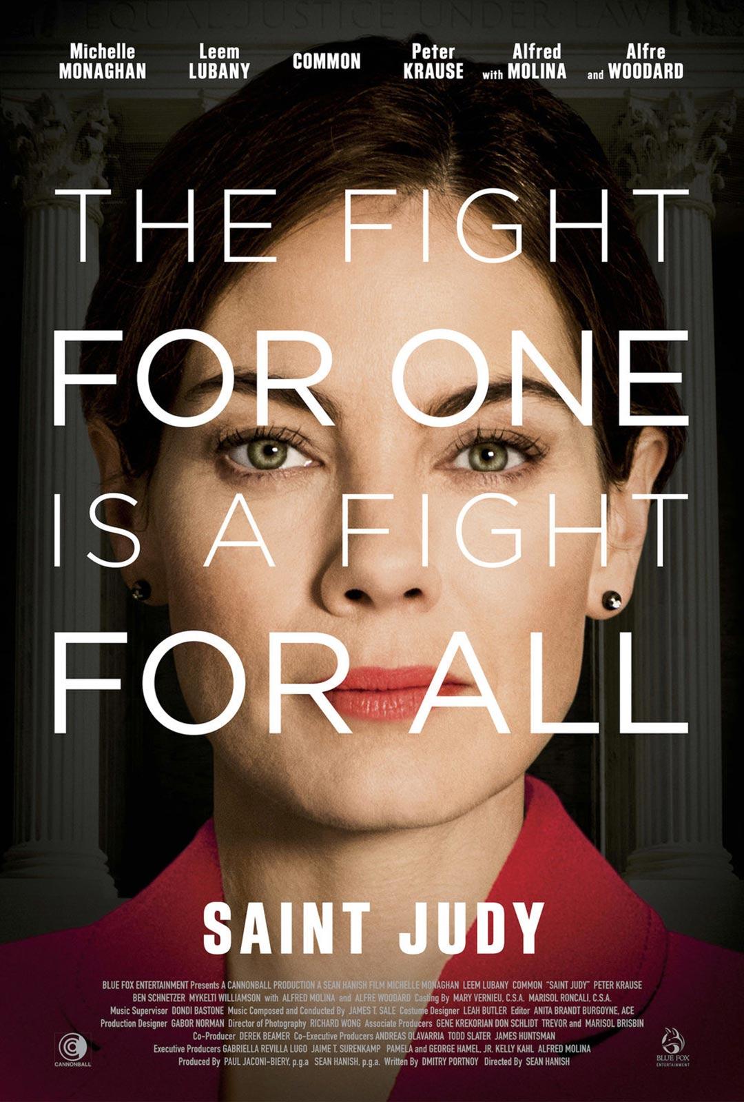 Saint Judy Poster #1