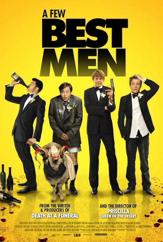 A Few Best Men Poster #1