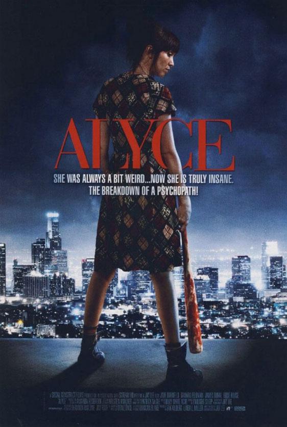 Alyce Kills Poster #1