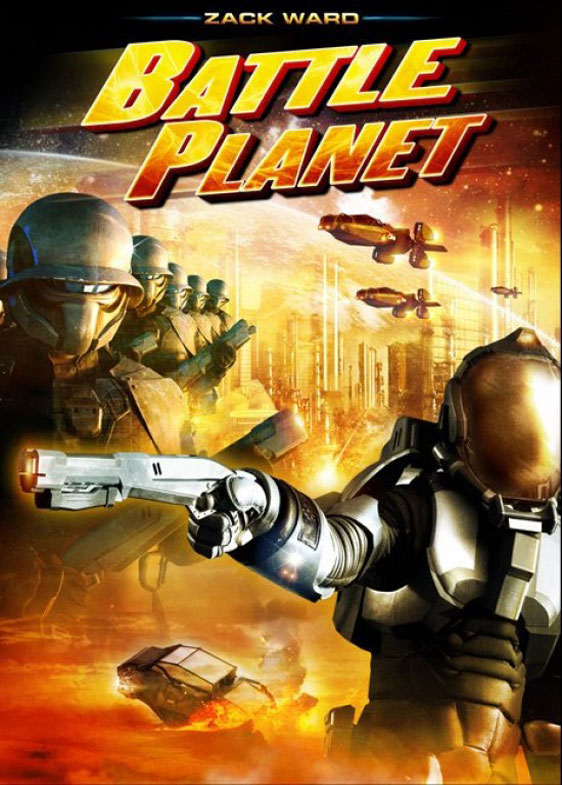 Battle Planet Poster #1