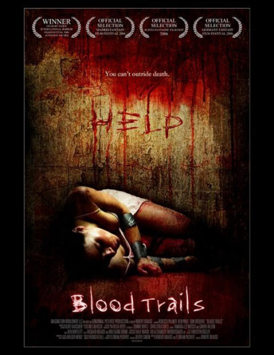 Blood Trails Poster #1