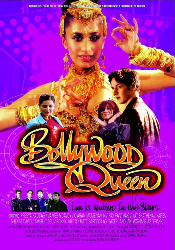 Bollywood Queen Poster #1