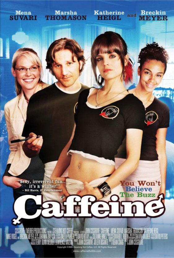 Caffeine Poster #1