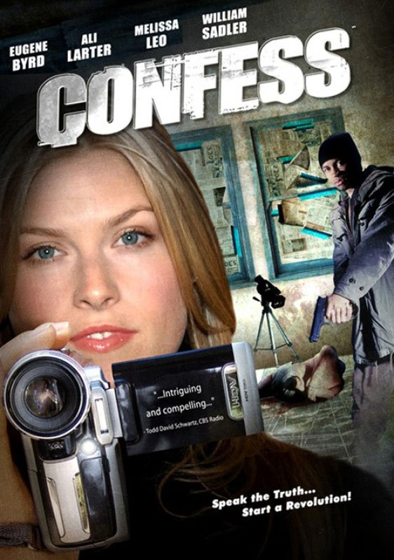 Confess Poster #1