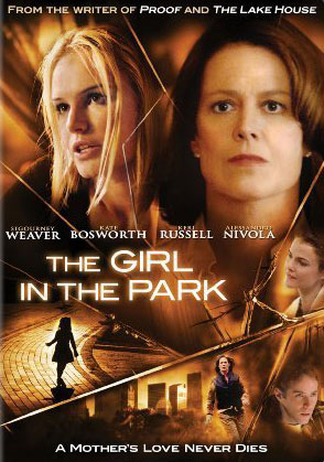 The Girl in the Park Poster #1