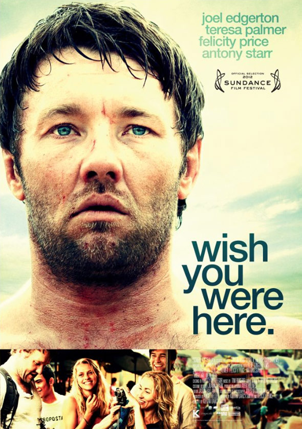 Wish You Were Here Poster #1