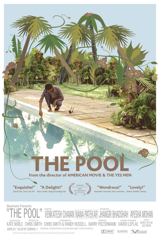 The Pool Poster #1