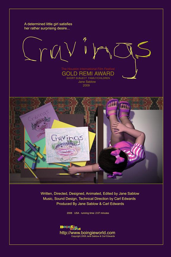 Cravings Poster #1