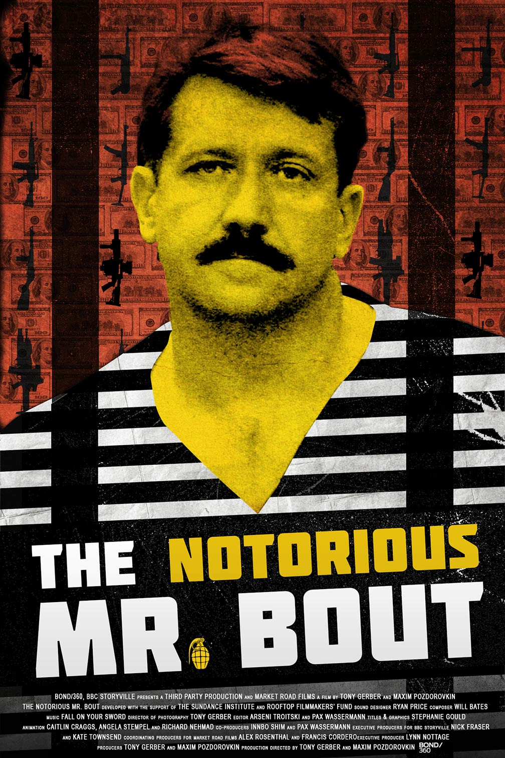 The Notorious Mr. Bout Poster #2