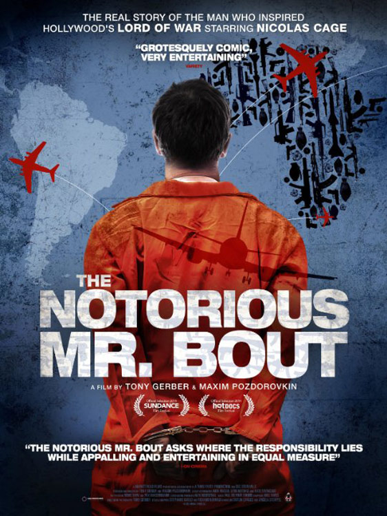 The Notorious Mr. Bout Poster #1