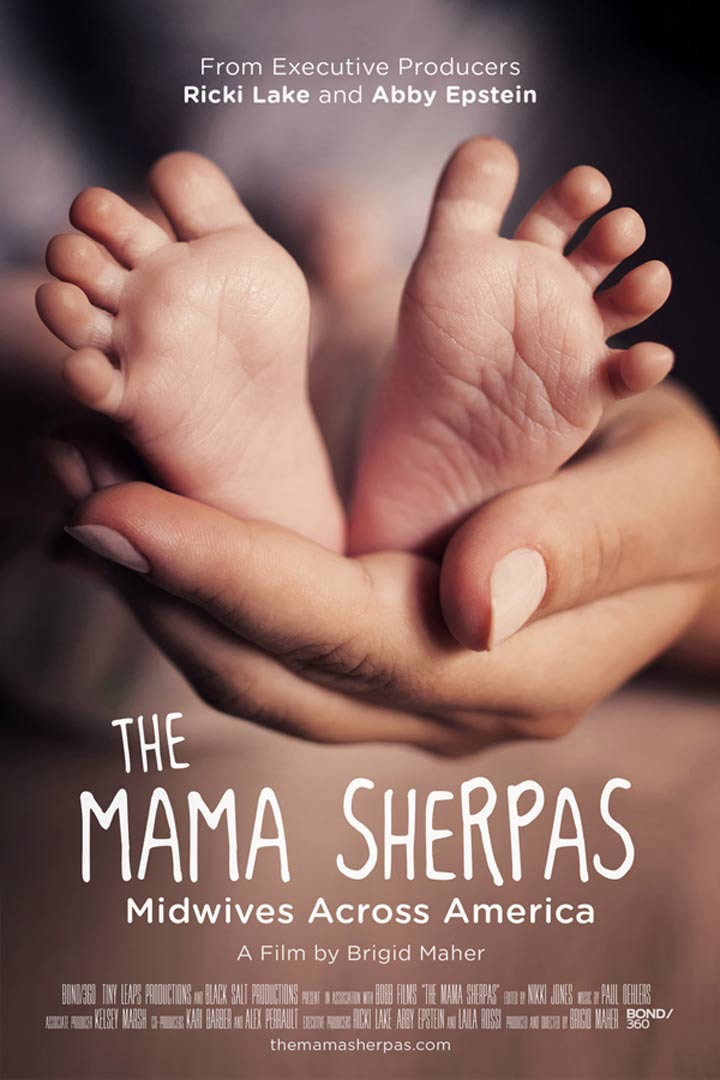 The Mama Sherpas Poster #1