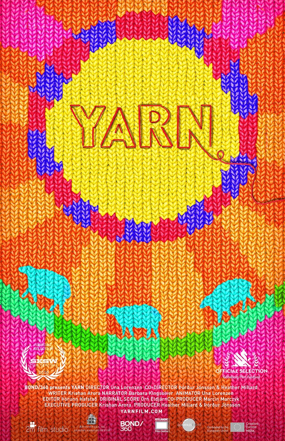 Yarn Poster #1