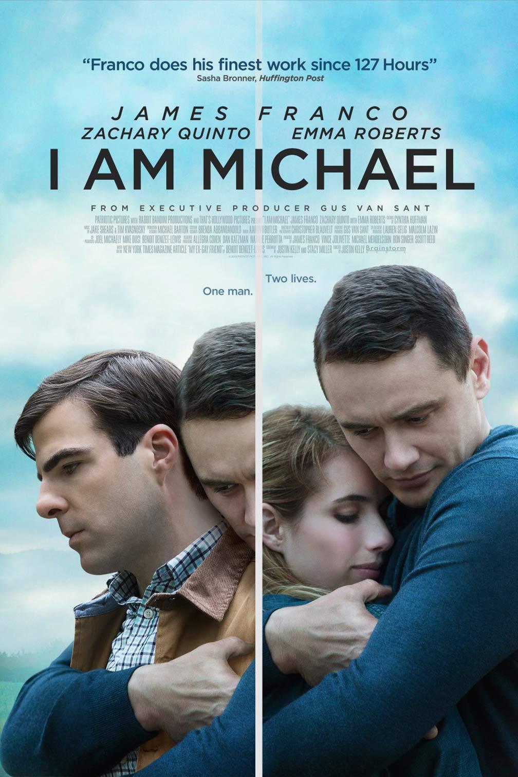 I Am Michael Poster #1