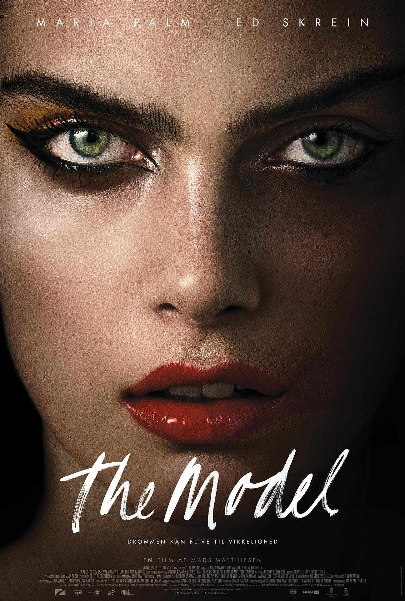 The Model Poster #1