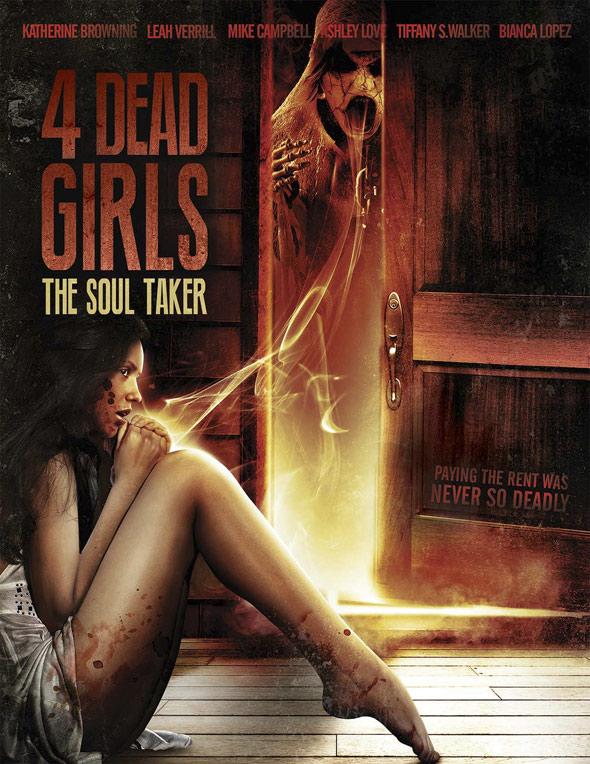 4 Dead Girls: The Soul Taker Poster #1